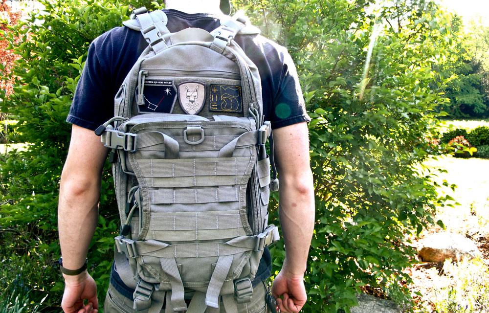 TAD FLP backpack