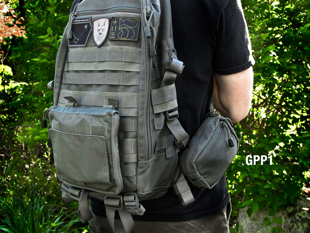 GPP1 pouch