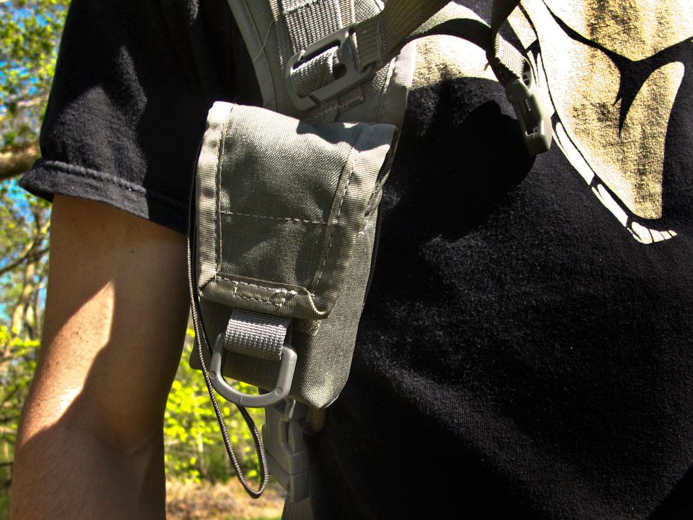 TAD Icomm pouch shot by matt grandin
