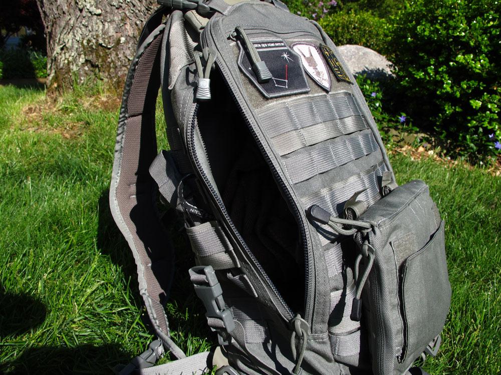 main zip access bag blog review